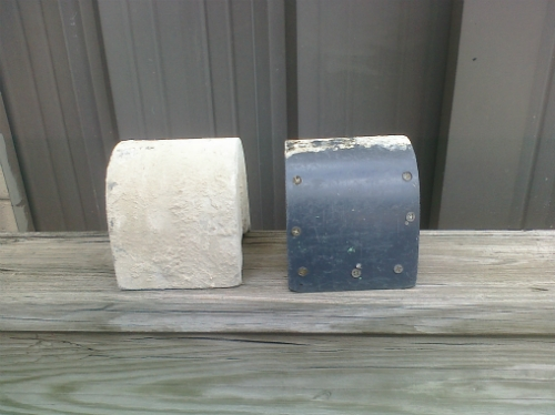 Kellys Concrete Dissolver (before and after)